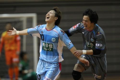北海道、神戸、2009年以来となるフウガが勝ち上がり/PUMA CUP 2013