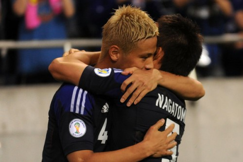 FIFAも本田と長友の日本代表招集外に注目