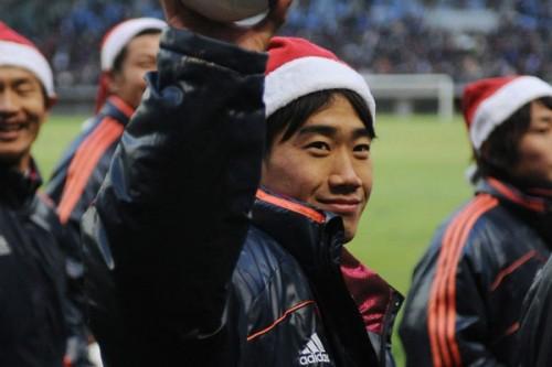 震災から2年…香川「絆を深め、手を取り、夢を追い続けましょう」
