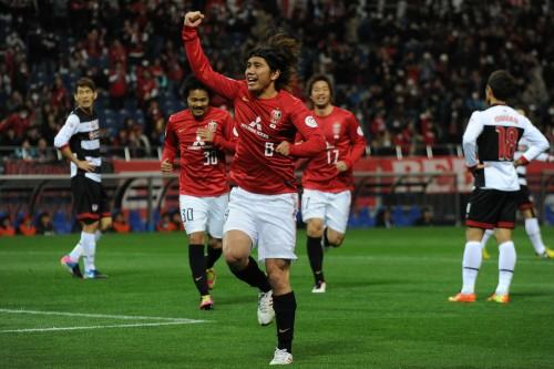 浦和が4得点を奪いムアントンに快勝…今大会初勝利/ACL