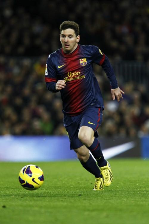 CLバイエルン戦にバルセロナはリーグ3試合欠場中のメッシを招集