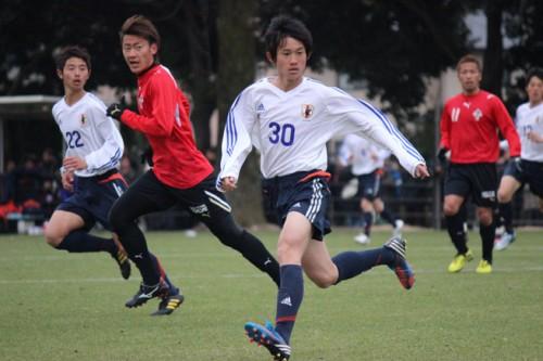 16歳でトップ昇格 名古屋・杉森考起の才能