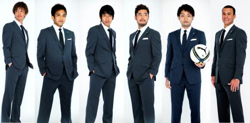川崎のオフィシャルスーツが限定発売…田中、小林、伊藤が制作に参加