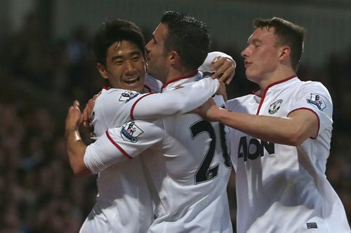 2ゴール絡んだマンU香川に英メディアが軒並みチーム最高評価