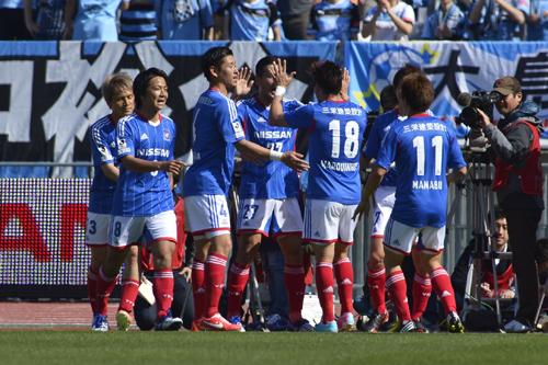 リーグ新の開幕6連勝を達成した横浜FM「全然喜べない」