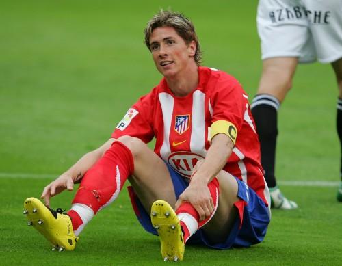 アトレティコ移籍を否定するトーレス「今すぐの復帰は非現実的」