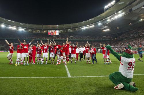 ドイツ杯決勝進出のシュトゥット酒井高徳「負ける気がしない」