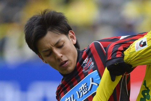 札幌MF古田の手術結果が判明、半月板損傷で全治4~6カ月