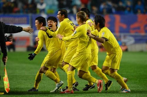 柏が3連勝で次節にもグループ突破決定…広島は3連敗で敗退危機/ACL