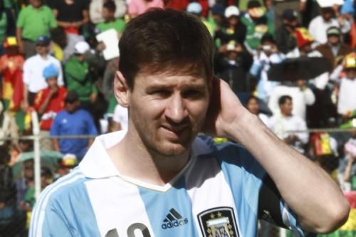 アルゼンチン代表監督の娘がメッシを批判「ハートが欠けている」