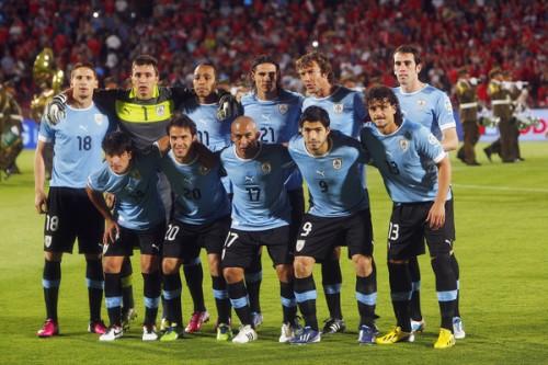 日本代表、8月にウルグアイ代表と対戦が決定