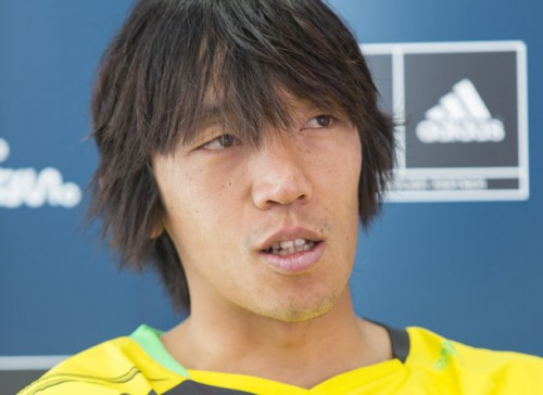 中村俊輔(横浜F・マリノス)「もっと上手くなりたい」