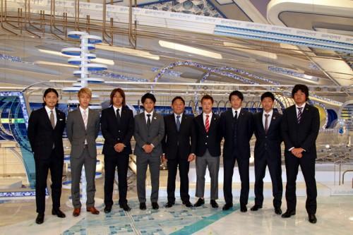 ナビスコカップ準々決勝の組み合わせが決定…決勝は11月2日に開催