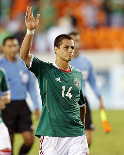 コンフェデのメキシコ代表にエルナンデスら…五輪金メンバーは9名