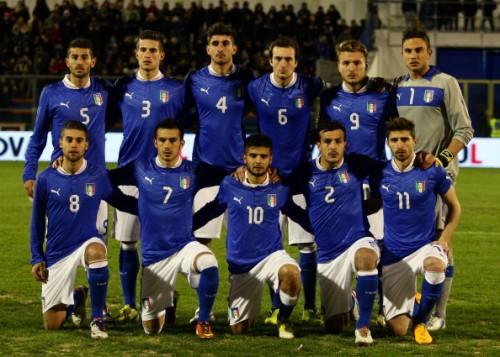 イタリアがU-21欧州選手権の登録候補メンバー40人を発表