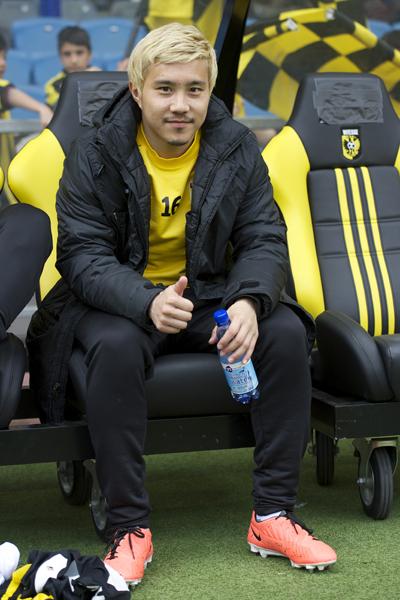 安田理大が皇太子さまと懇談「サッカーやってきて本当に良かった」
