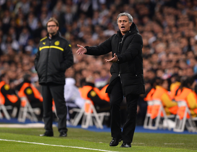 モウリーニョ監督がレアル退団示唆「私が望まれるところにいたい」 | サッカーキング