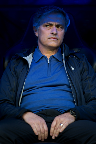 レアルのモウリーニョ監督が明言「GKはディエゴ・ロペスが一番」