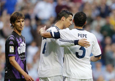 勝利を振り返るレアルDFペペ「最高のプレーが自分たちの義務」