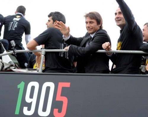 ユーヴェGM、コンテ監督の続投を強調…契約は2015年6月まで