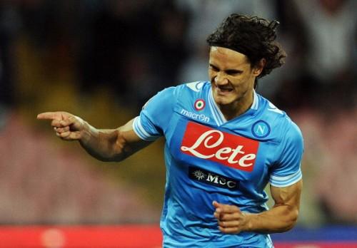 カバーニ代理人「彼はナポリに恋している。プレーが証明している」