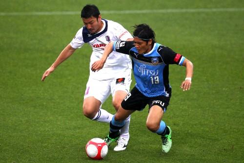 川崎が後半の猛攻でC大阪に追いつく…大久保が2得点の活躍
