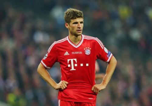 DFB杯決勝に臨むバイエルンのミュラー「三冠を達成してみせる」