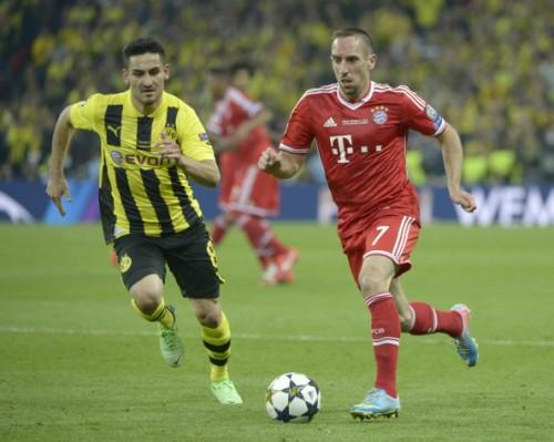リベリー、DFB杯決勝は「監督のためにも勝たなければ」