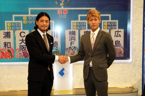 浦和の鈴木「難しい試合」、C大阪の柿谷「前線の守備が重要」/ナビスコ杯