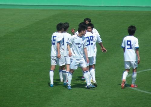 1点を守りきった桐蔭横浜大が1部リーグ初勝利/関東大学リーグ