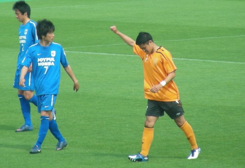 中央大が約4年ぶりにリーグ戦で筑波大に勝利/関東大学リーグ