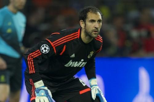D・ロペスが移籍否定「僕のプランはレアルでプレーし続けること」