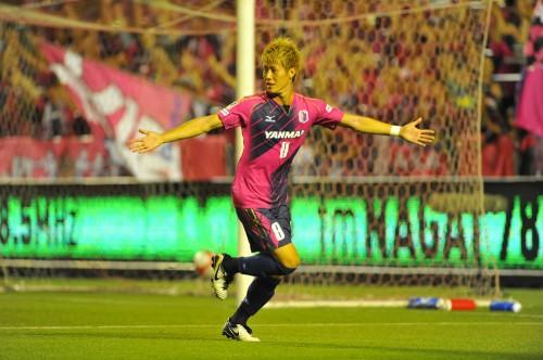 ファンが選ぶ東アジア杯に臨む期待の日本代表選手は柿谷曜一朗