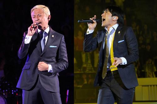小野伸二とGAKU-MC&桜井和寿がイベントで競演
