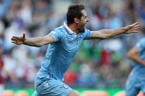 ラツィオがダービー決戦制して4年ぶり6度目のイタリア杯制覇
