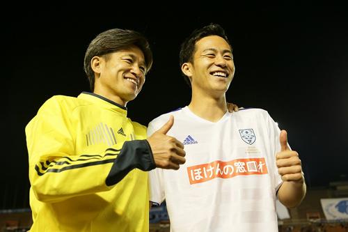 自身の挙式から送別試合に駆けつけた吉田麻也「忘れられない一日」