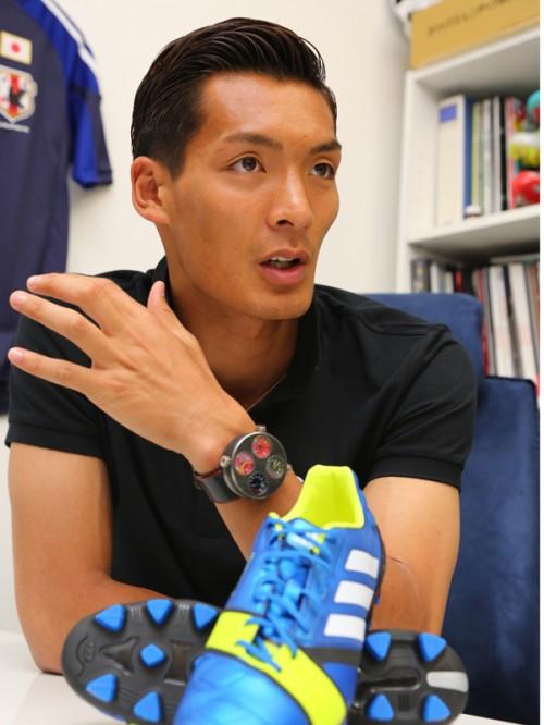 槙野智章が描く日本代表への道「浦和レッズで結果を残すこと、それが第一優先」
