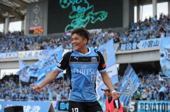 Kawasaki Frontale v Albirex Niigata - J.League 2013
