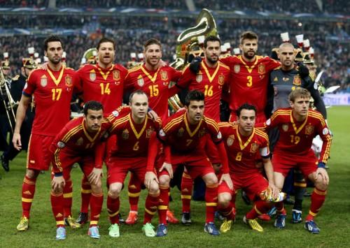 コンフェデ杯のスペイン代表候補が発表…トーレスやカシージャスら