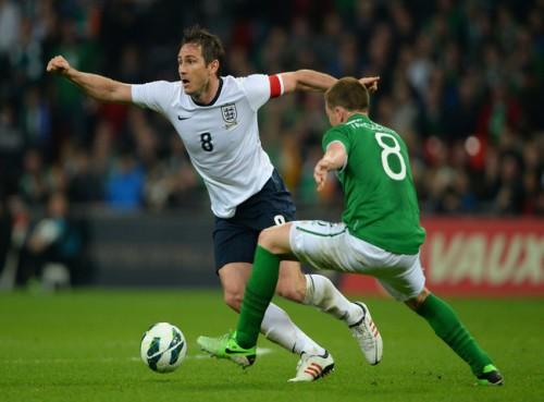 イングランドが本拠地でドロー…18年ぶりにアイルランドと対戦