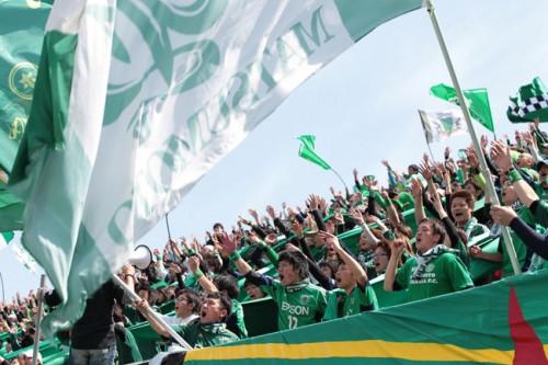 J2屈指の動員力 松本山雅FCで今何が起こっているのか?