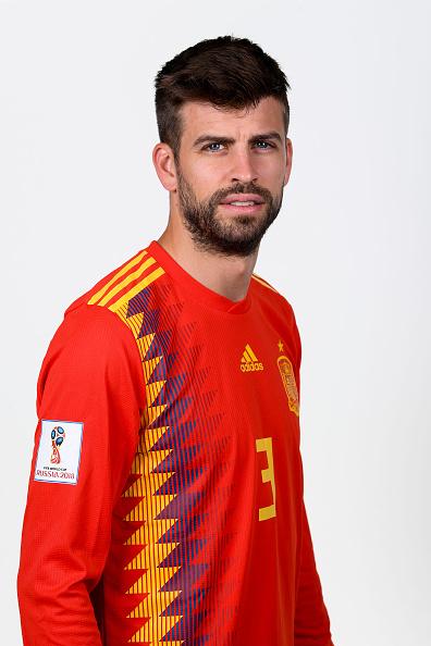 ジェラール・ピケ(スペイン代表)のプロフィール画像