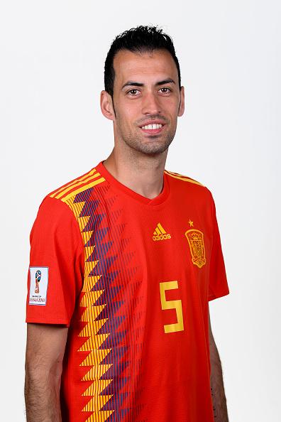 セルヒオ・ブスケツ(スペイン代表)のプロフィール画像