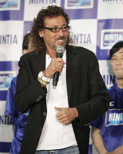 ラモスが日本代表に辛口エール「勝ってW杯に行こう。引き分けは許さない」