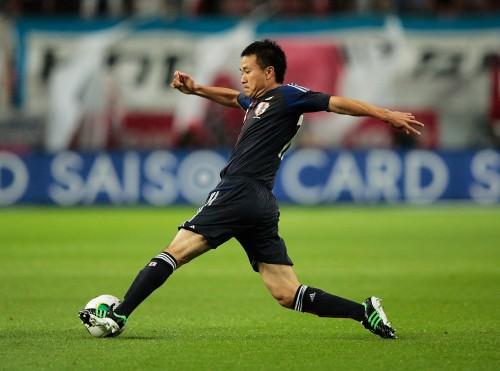 W杯出場決定の日本代表DF今野泰幸「本田が入ったのはデカかった」