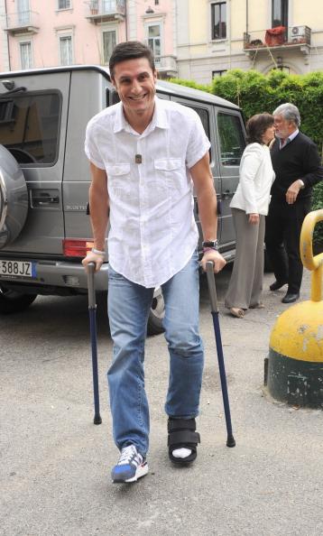 アキレス腱断裂のサネッティがインテルと新契約「クラブに感謝したい」
