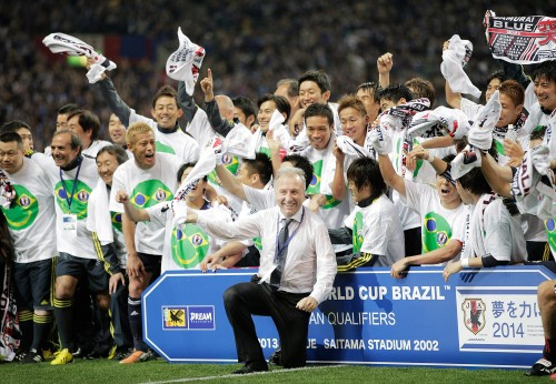 デル・ピエロやロナウドが日本を祝福、FIFA会長は日本語でメッセージ
