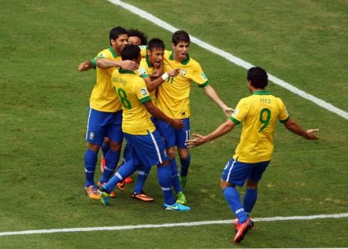 日本、ブラジルの前に3失点完敗…ネイマールが鮮やかボレー弾