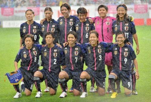 欧州遠征臨むなでしこジャパン18名が発表…澤は負傷で外れる