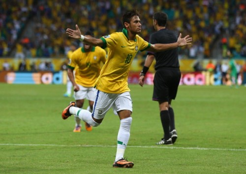 3戦連続ゴールのブラジル代表ネイマールが今大会3度目のMOM選出